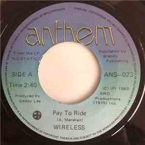 Wireless  - Pay To Ride download free