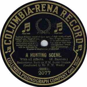 Regimental Band Of H. M. Scots Guards - A Hunting Scene / A Motor Ride download free
