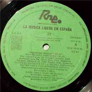 Various - La Música Ligera En España 22 download free
