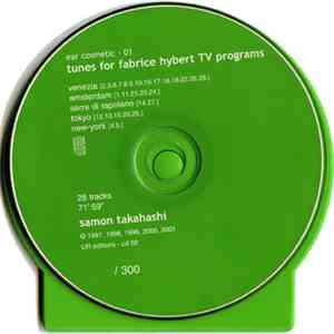 Samon Takahashi - Tunes For Fabrice Hybert TV Programs download free