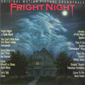 Various - Fright Night (Original Motion Picture Soundtrack) download free