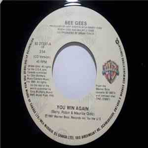 Bee Gees - You Win Again / Will You Ever Let Me download free